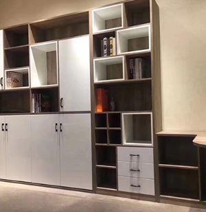 独立式书柜
